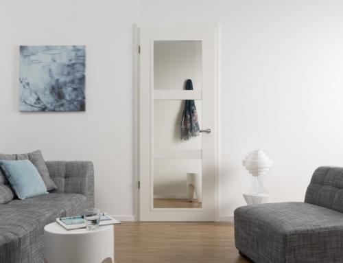 Maak uw interieur af met een binnendeur op maat