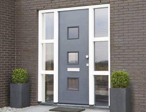 Een voordeur van Haverkamp, een warm welkom!